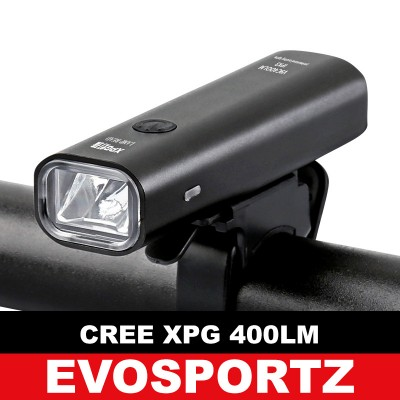 CREE XPG 400 Lumens Front Light