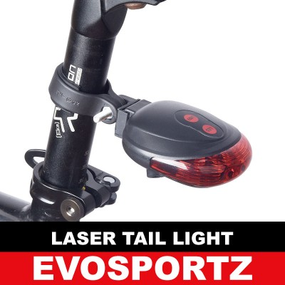 Laser Bicycle Tail Light