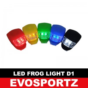 LED Frog Light Design 1