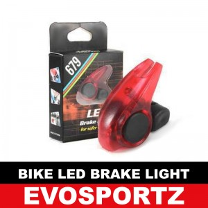 Bicycle LED Brake Light