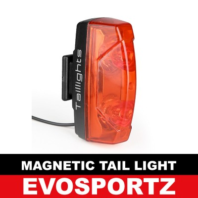 Magnetic Self Powered Tail Light