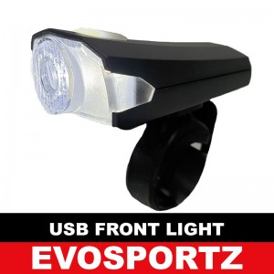 USB Rechargeable Front Light
