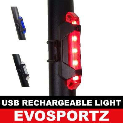 USB Rechargeable Light