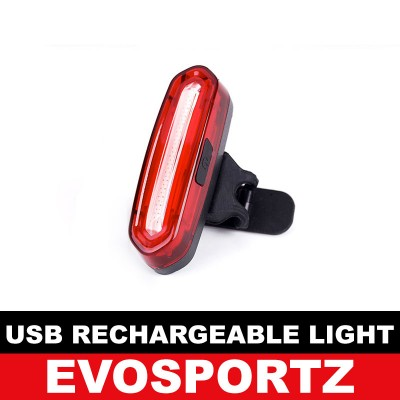 USB Rechargeable Light (Red Design 2)