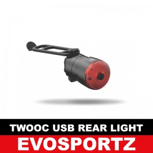 TWOOC USB Rear Light