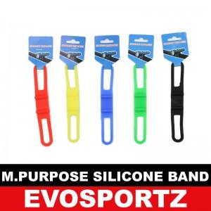 Multi-Purpose Silicone Band