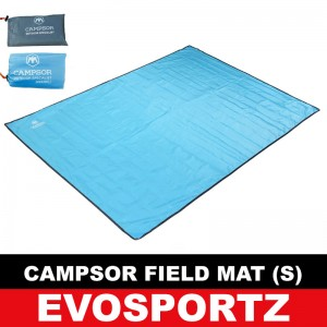 Campsor Fabric Field Mat (S)