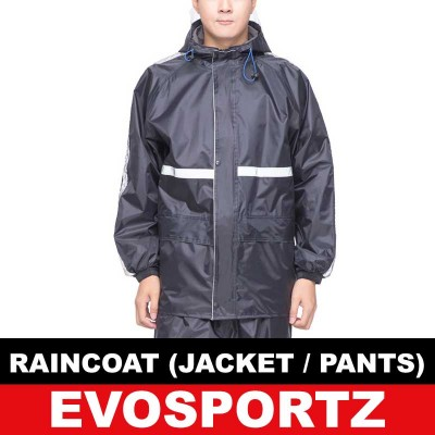 Raincoat (Jacket / Pants)