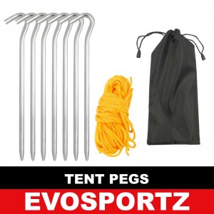 Tent Pegs